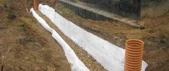 дренаж-канализация