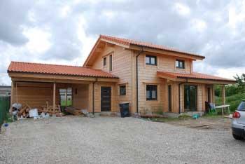деревянный-финский-дом