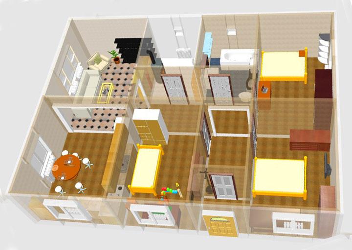 план-каркасного-дома