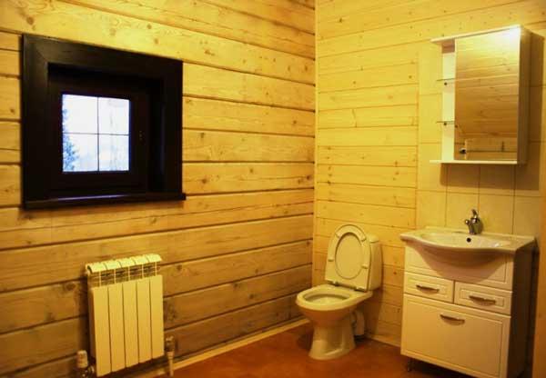 ванная-туалет-иммитация-бруса