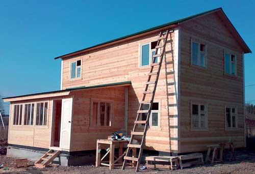 веранда-к-деревянному-дома