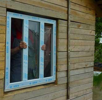 окна-домика