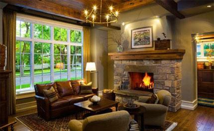 освещение-гостинной-в-доме