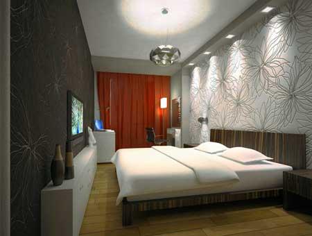 освещение-спальни-в-доме