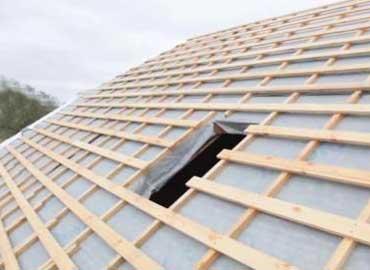 применение-изоляционного-материала-крыши