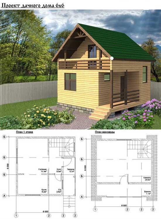 проект-дачного-дома-своими-руками