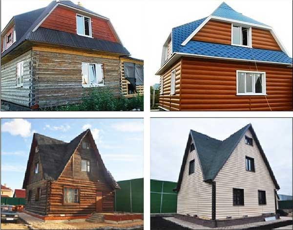 Картинки реконструкция летнего дома на зимний до и после