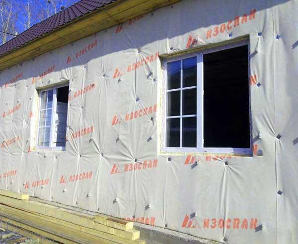 гидроизоляция_стен_каркасного_дома