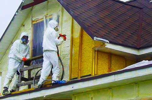Как правильно утеплить мансардную крышу дома своими