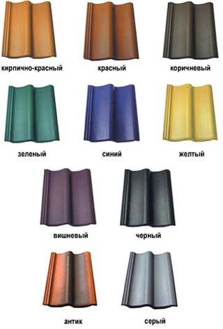 цвета_керамической_черепицы