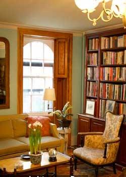 Библиотека английского дома