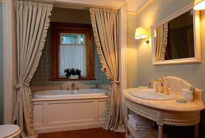 Ванная в английском доме