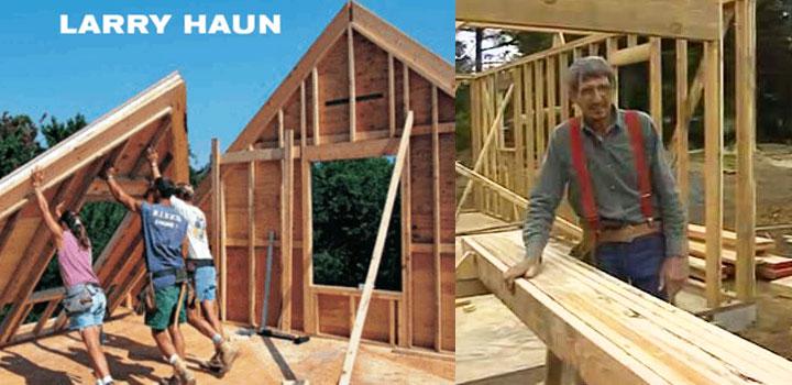 Видео о строительстве каркасных домов