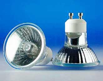 Галогеновые лампы накаливания для дома