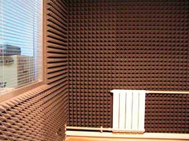 Звукоизоляционные маты в каркаслном доме