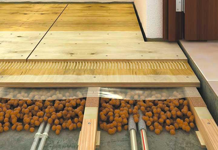 Ньюансы укладки деревянного пола