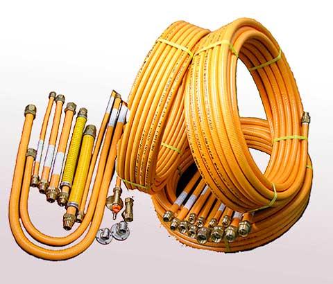 Пластиковые трубы для газопровода