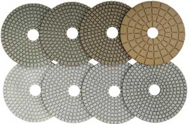 Полировальные диски для бетона
