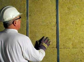 Утепление и шумоизоляция стен в доме