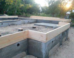 Фундамент под каркасный дом - основа прочности и надежности вашего дома