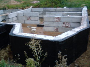 Сделать гидроизоляцию фундамента