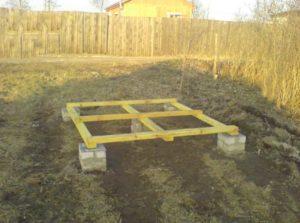 Как выбрать тип фундамента для дачного дома