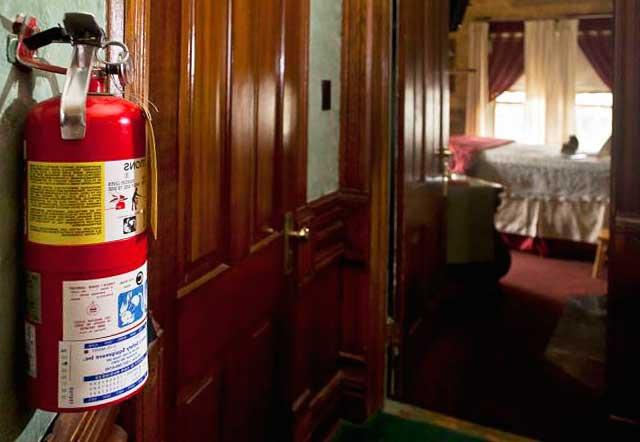 улучшить пожарную безопасность дома
