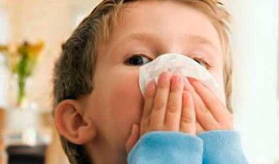 Вред от плесени для маленьких детей