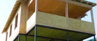 Фундамент дома на торфяном грунте