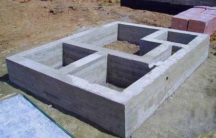 критерии при выборе марки бетона