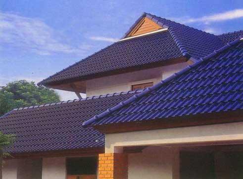 Характеристики керамопласта для крыши