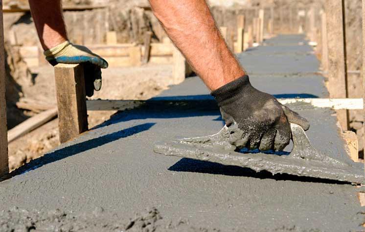 выбор марки бетона для заливки фундамента