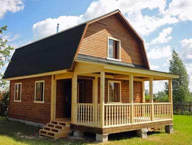 укрепление фундамента деревянного дома и ремонт