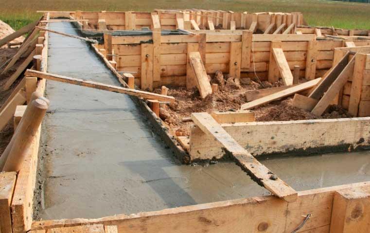 Советы по выбору марки бетона для фундамента