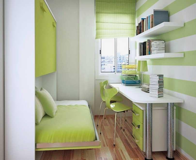 ремонт маленькой детской комнаты