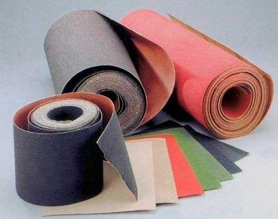 Выбор наждачной бумаги