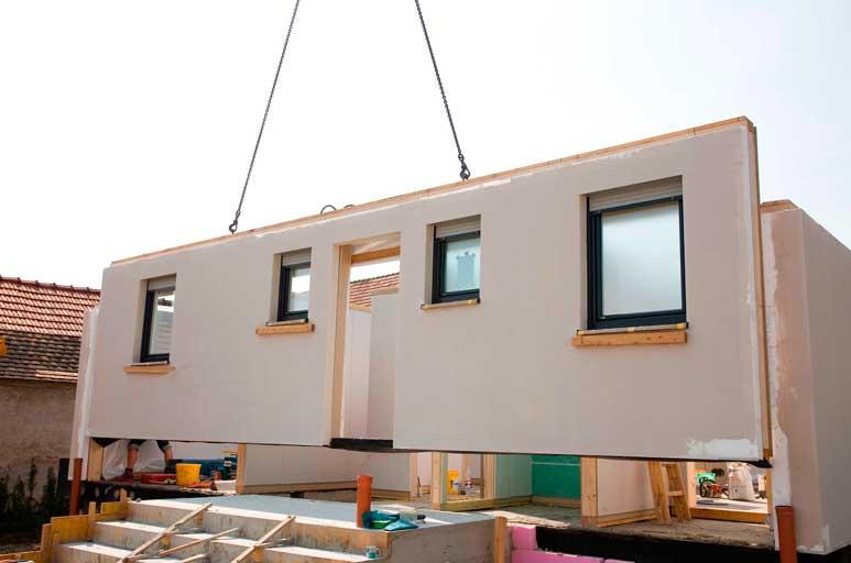 строительство каркасного дома из магнезитовой плиты