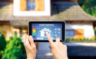 система умный дом в смартфоне
