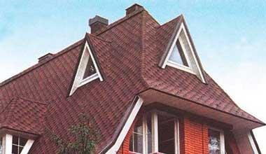 как сделать трехскатную крышу