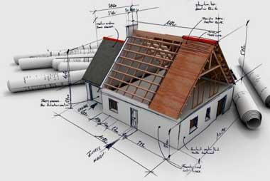 Бесплатные проекты и чертежи каркасных домов