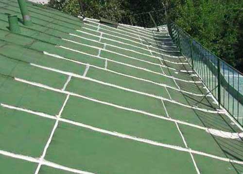 Герметизация крыши