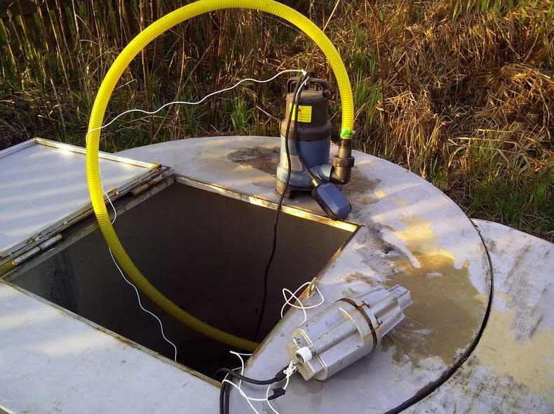 Как подключить поверхностный насос к скважине своими руками