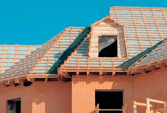 Правильная обрешетка крыши