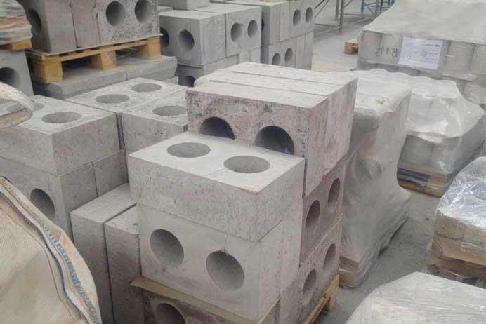 Огнеупорный бетон на фосфатной связке