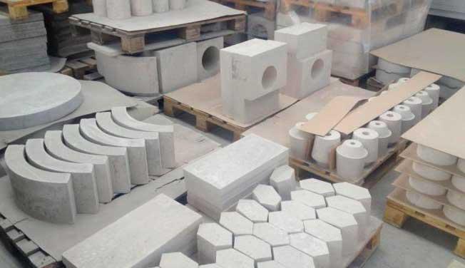 Отличие жаропрочного и огнеупорного бетона от обычного
