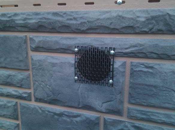 Вентиляция холодного подполья