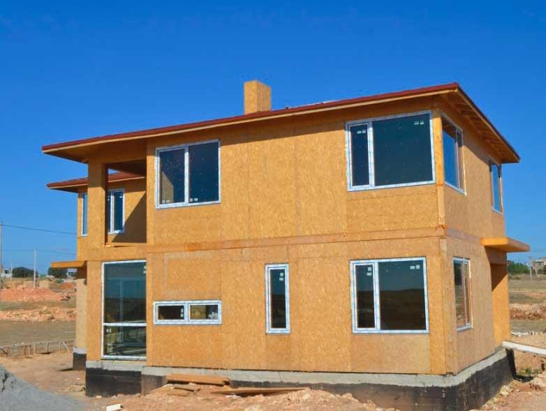 строим дом из сэндвич панели своими руками