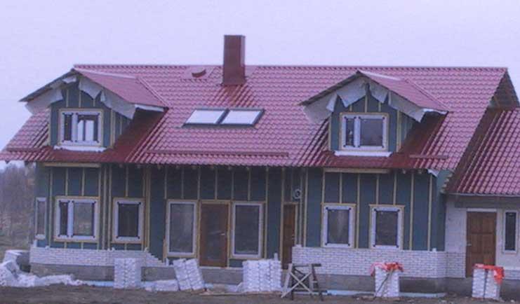 Теплоизоляция стен каркасного дома своими руками.