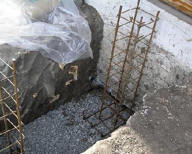 Столбы из арматуры для заливки бетона