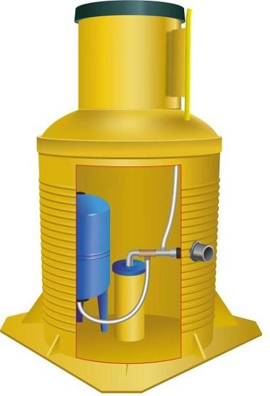 Модель желтого кессона